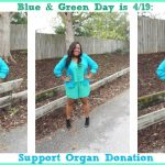 National Wear Blue and Green Day Main Collage