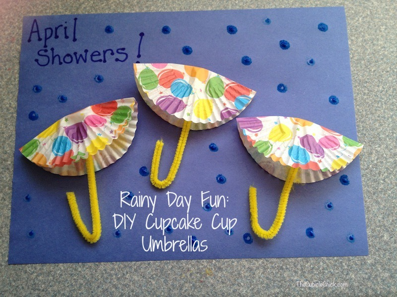 Fun Crafts To Do With Kids When Its Raining Out
