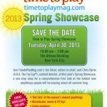 I'm Going to Time to Play's Spring Showcase in NYC