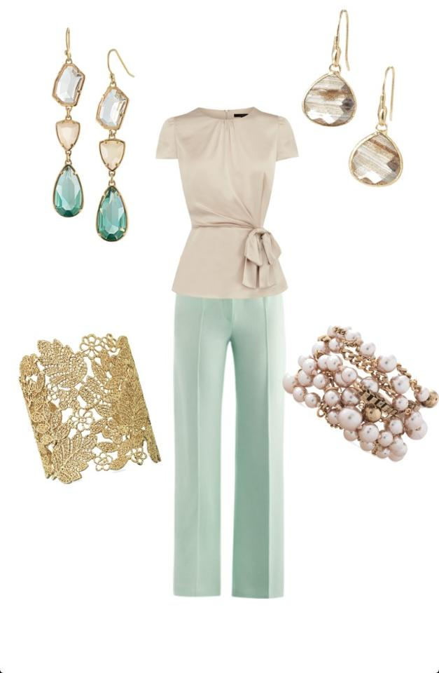 Fashion Accessory Tips For The Career Woman