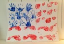 Holiday DIY: Memorial Day Hands On Flag Craft