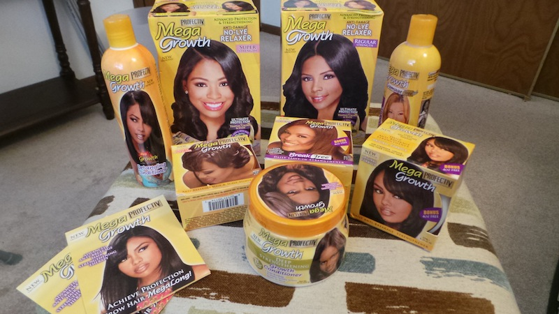 Rock Fabulous Summer Hair with Mega Growth Hair Products