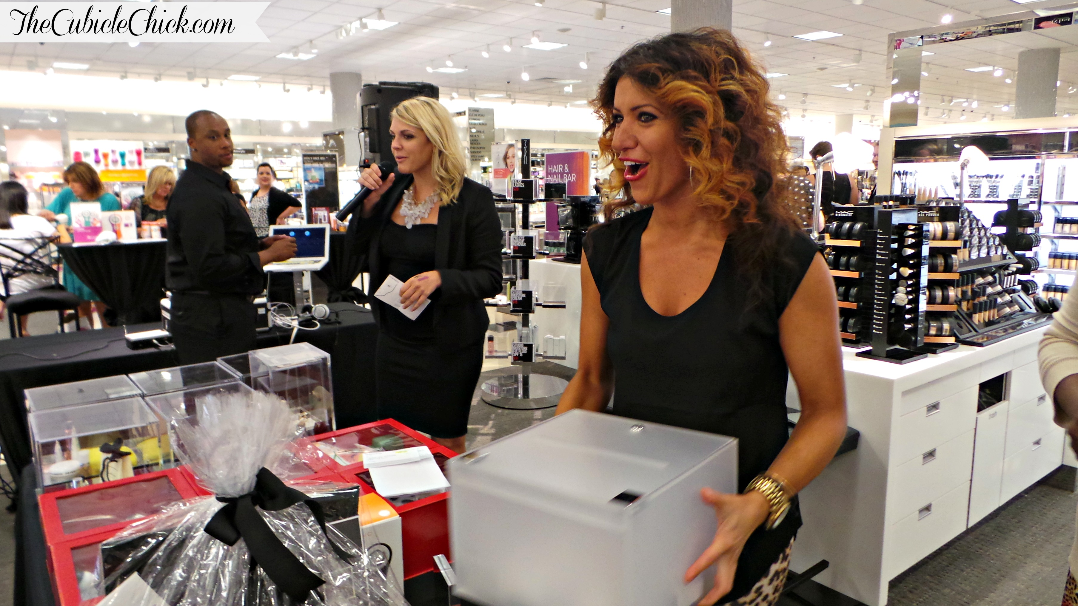 Fab Fun at the Nordstrom Anniversary Sale Fashion and Beauty Bash #NSale