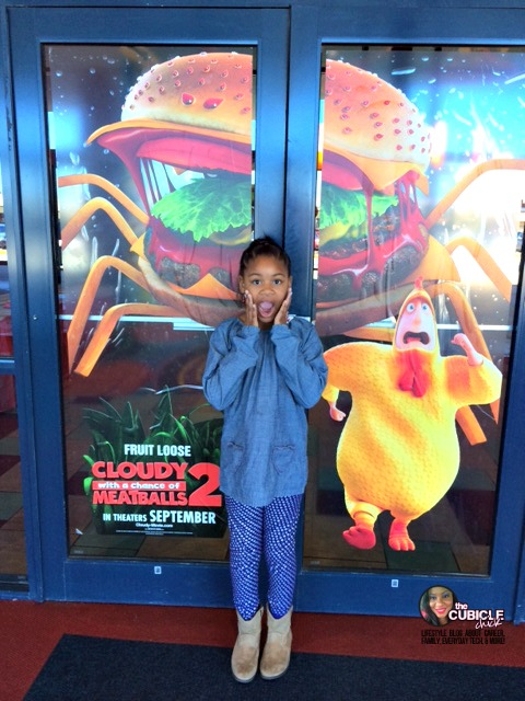 Reel Review: Cloudy with a Chance of Meatballs 2