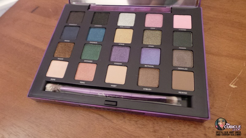 Urban Decay Vice 2 Palette: Review Photos and Rundown