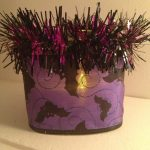 Dollar Store Décor: DIY Halloween Votive Holder