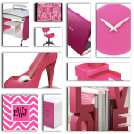 Think Pink: Honor Breast Cancer Awareness Month with Pink Office Accessories