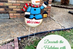 Decorate the Holidays with Gordmans $25 Giftcard Giveaway