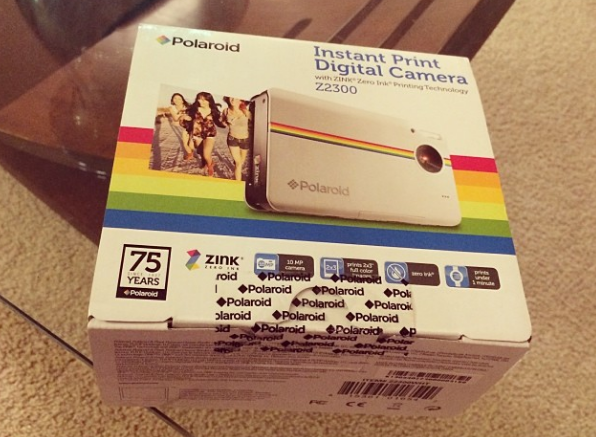 Polaroid Instant Print Digital Camera Z2300 Review