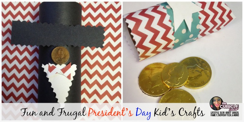 Fun and Frugal President's Day Kid's Crafts
