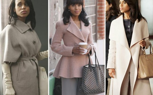 Scandal's Back: Three Olivia Pope Career Wear Looks That We Love