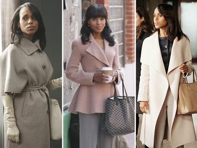 Scandal's Back: Three Olivia Pope Career Wear Looks That We Love