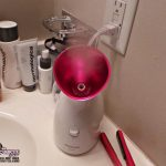 Review: At Home Skincare with the Panasonic Facial Ionic Steamer