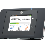 Digital Lifestyle: AT&T Unite Pro Wifi Hotspot by NETGEAR