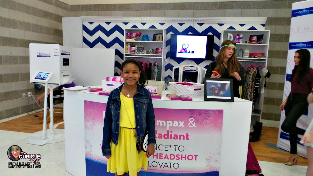 Tween Talk: #BeRadiant with Demi Lovato in Concert Empower Our Girls