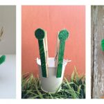 Three Easy DIY St. Patrick's Day Crafts
