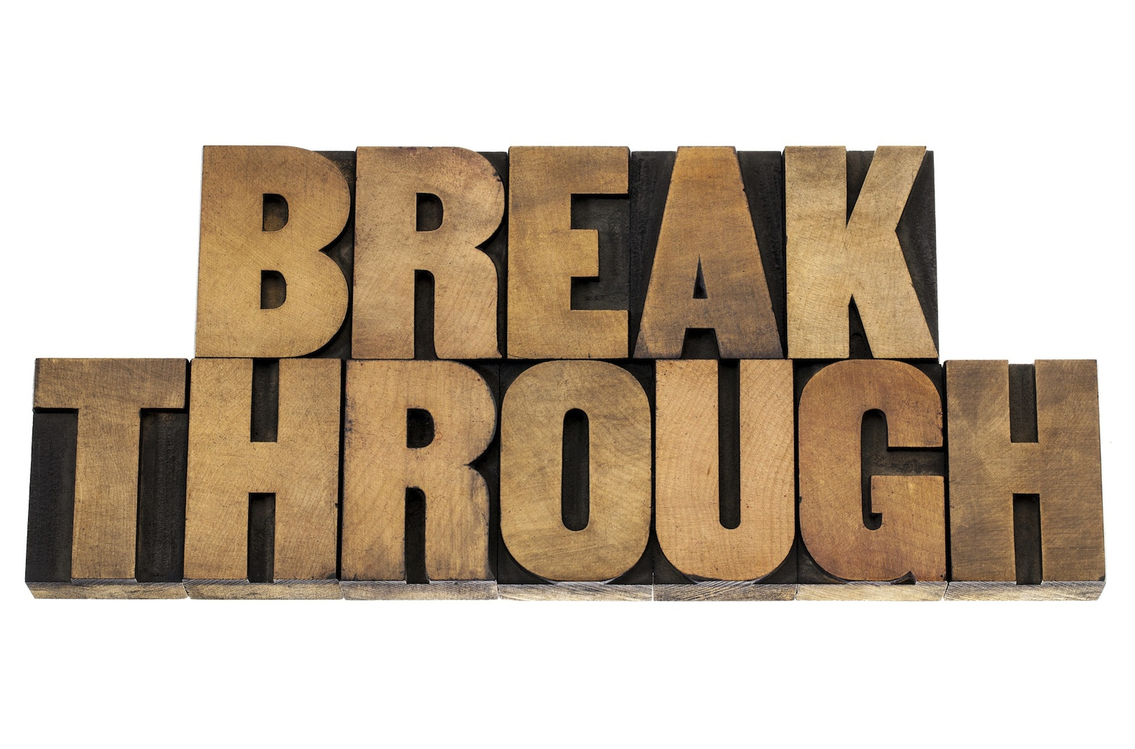 Waiting on a Breakthrough? Don't.