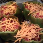 "Stuffed ""Belle"" Peppers"