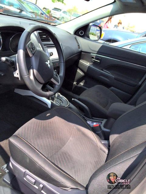 2014 Mitsubishi Outlander Sport Front