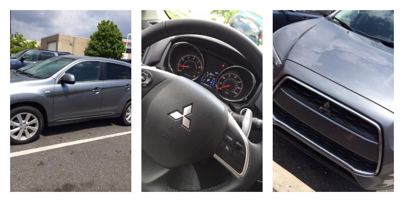 Auto Review: 2014 Mitsubishi Outlander Sport 4WD