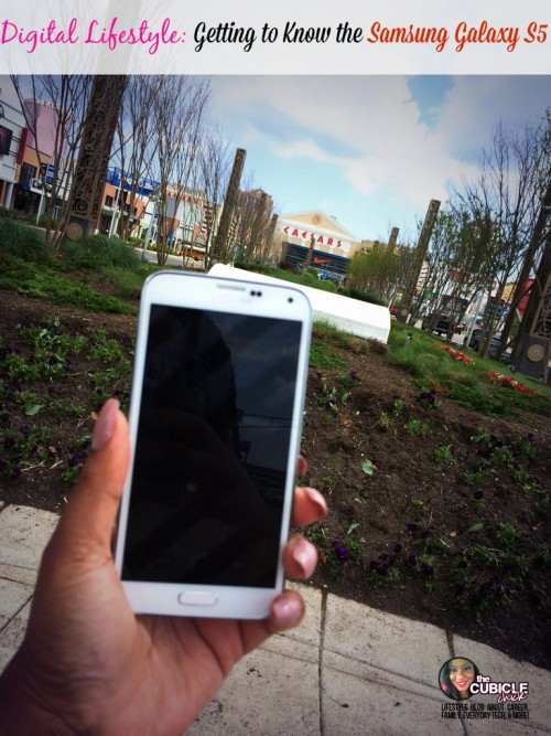 Digital Lifestyle Getting to Know the Samsung Galaxy S5