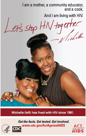 Stop HIV Together Michelle