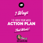 7 Ways to Rock Your Week Action Plan Free Download