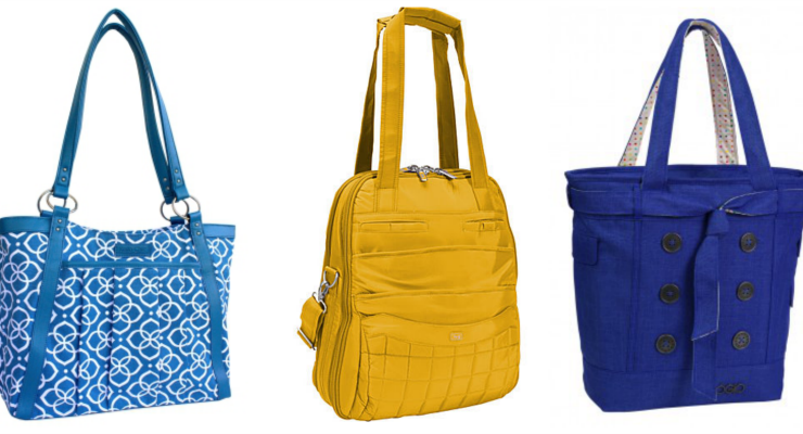 Tote and Laptop Bags