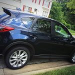 Auto Review: NYC Bound in the 2015 Mazda CX-5 Grand Touring