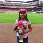 St. Louis Cardinals American Girl Day at Busch Stadium