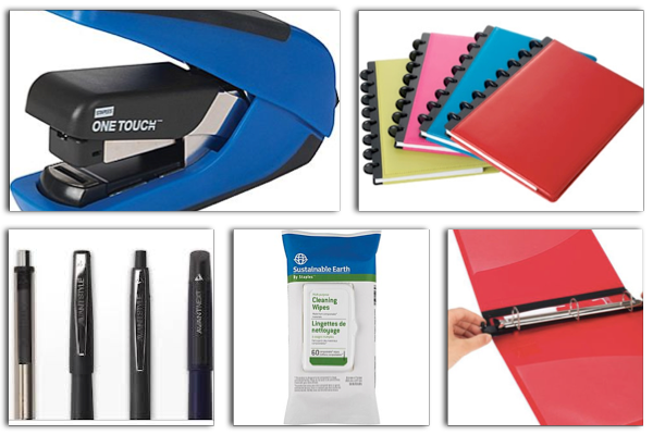 Staples Review and Giveaway: Win Goodies For Your Home Office