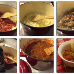 Beef Chili with Pickled Jalepenos Recipe from Everyday with Rachael Ray