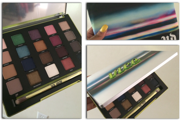 Urban Decay Vice 3 Palette Review and Giveaway