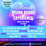 I'm Co-hosting the Ultimate Vision Board Experience Event St. Louis 11/8: You're Invited!