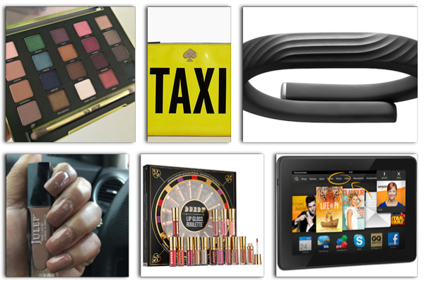2014 Holiday Gift Guide: Gift Ideas For Your Bestie + UP 24 By Jawbone Giveaway