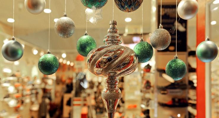 la vetrina natalizia