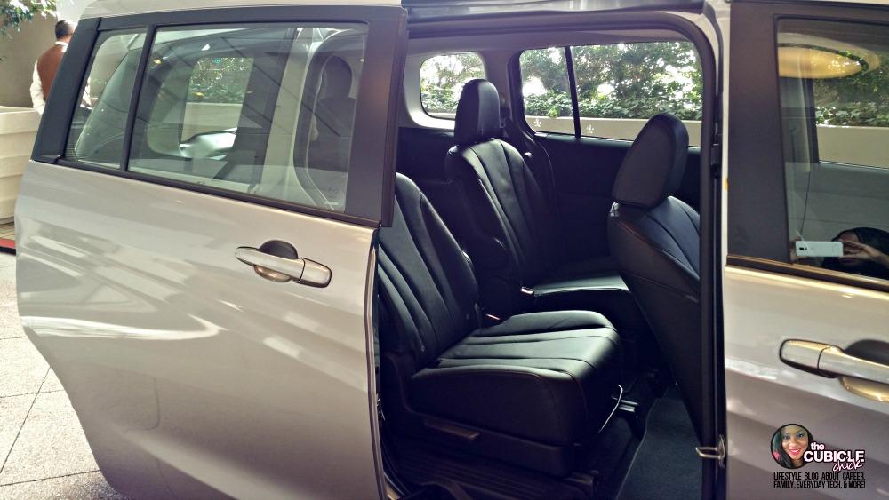 Mazda5 Grand Touring Doors