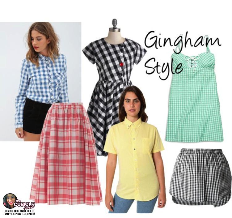 Gingam Style
