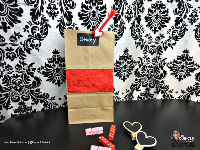Valentine's Day Treat Bags for the Classroom DIY