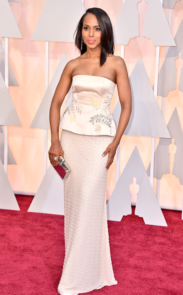Kerry Washington 2015 Oscars
