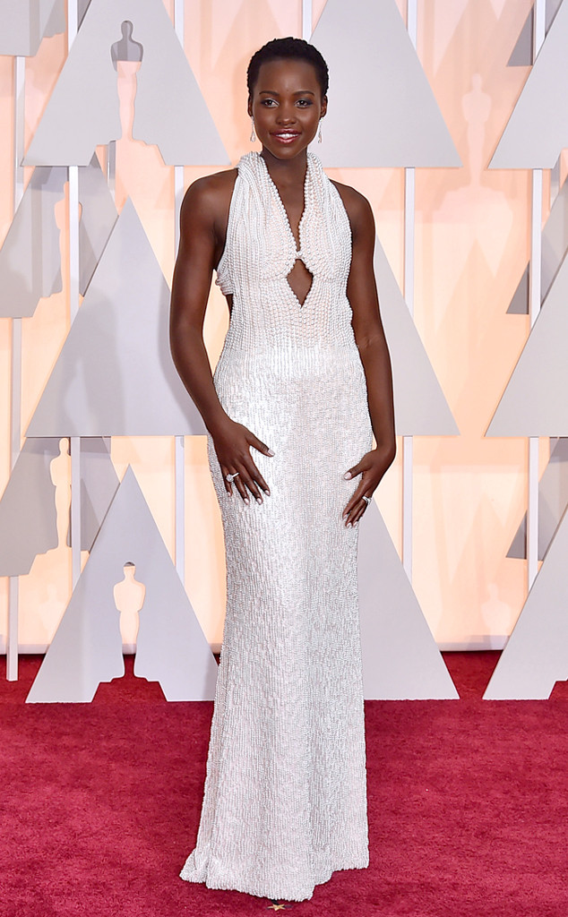 Lupita Nyongo 2015 Oscars
