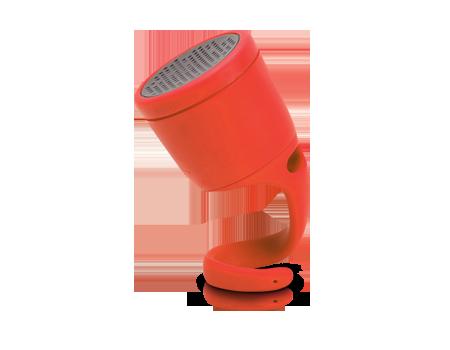 Red Boom Swimmer Bluetooth Speaker