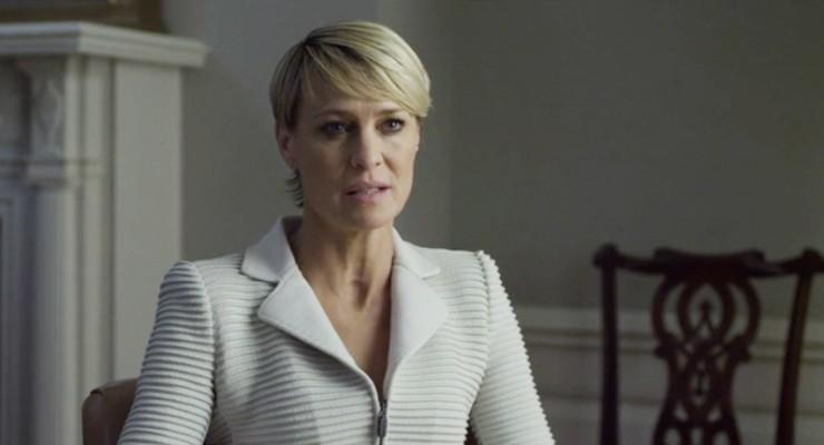 Claire Underwood 2