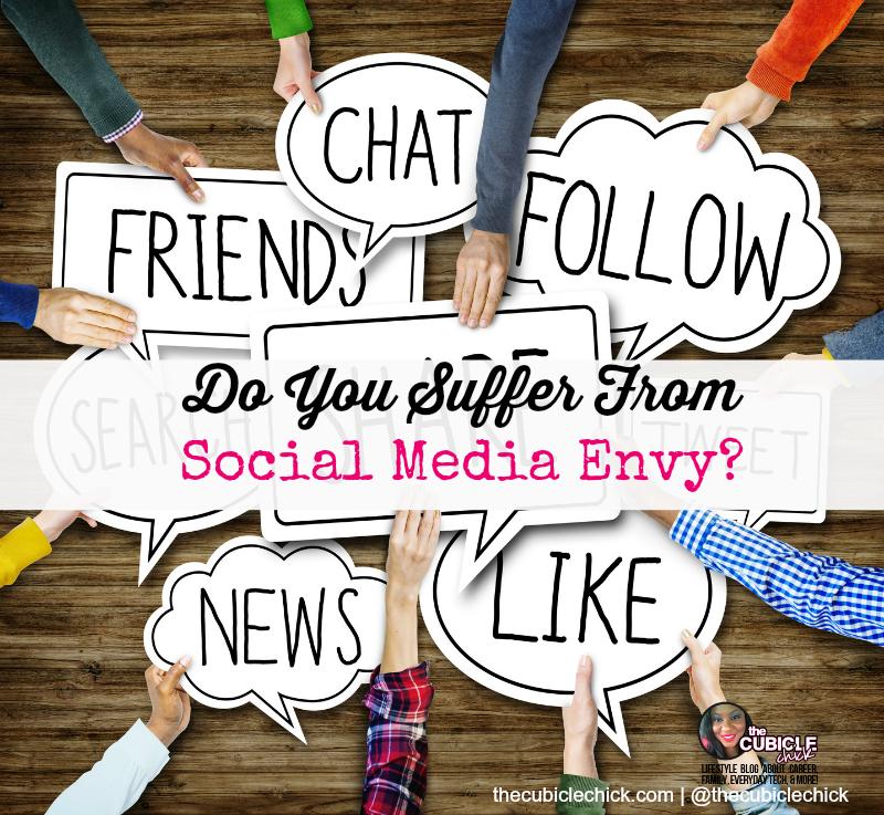 Do You Suffer From Social Media Envy