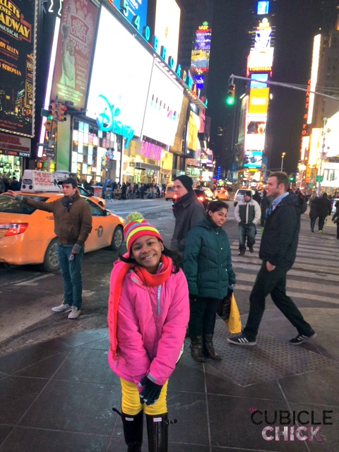 Family Trip to New York