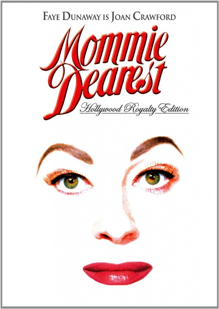 Mommie Dearest movie poster