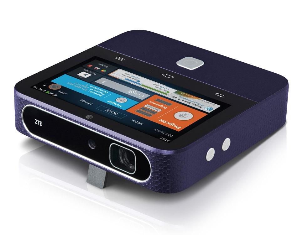 zte-spro 2 smart projector-navy-964x750