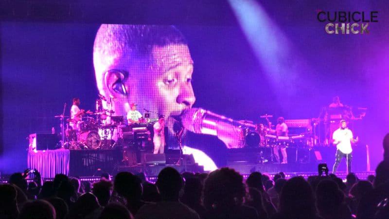 Usher 2015 Essence Fest