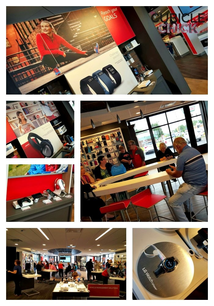 Verizon Wireless Smart Store Illinois