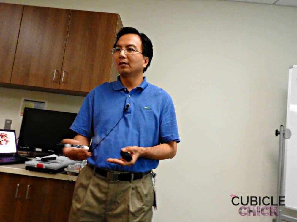 Chow-Ming Lee, PhD